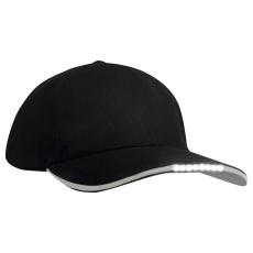 LEDitsee cap, sort