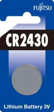 Fujitsu CR2430 batteri, 1 stk.