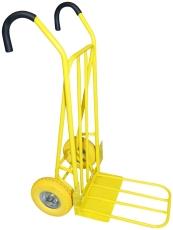 HERO sækkevogn, med punkterfri hjul