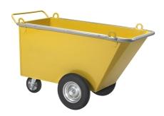 Ravendo oprydningsvogn med luft hjul
