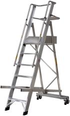 JUMBO platformsstige, 6 trin/1,56 m