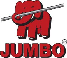 JUMBO rullestillads 9900, 250 x 135 cm