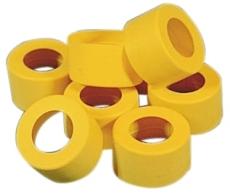Plastkappe 50 mm med 32 mm hul til rørspids