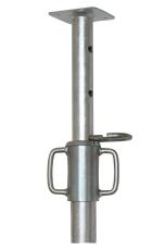 Forskallingsstøtte galvaniseret, 50-80 cm