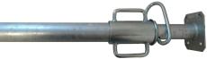 Forskallingsstøtte, 170-300 cm, galvaniseret