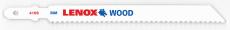 Lenox stiksavklinge til træ med søm, 10 tpi