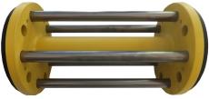 AIRTEC standard RM-320 tromle med aksler, tom