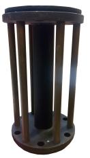 AIRTEC special RM-320 tromle for TMO-12.20 med aksler, tom