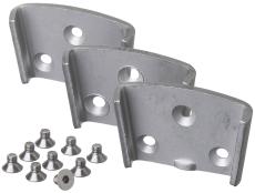 Adapter sæt (3 stk) til diamant slibeplade.