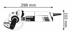 Bosch vinkelsliber GWS 1400 Prof., 125 mm