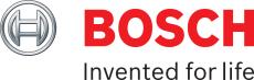 Bosch udsugningsskærm, 115/125 mm