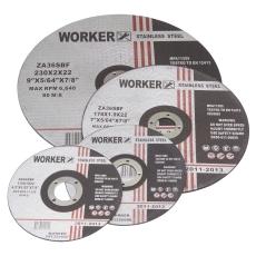 WORKER skæreskive Inox, 1,9 x 178 mm