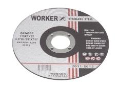 Worker slibeskive, 7,0 x 125 mm
