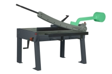 HM PH 1000 slagsaks, inkl. pladeanslag 1010 x 1,60 mm