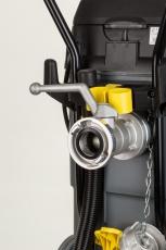 """Kärcher våd-/tørstøvsuger med pumpe og 2"""" Storz, NT 611 MWF"""