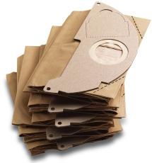 Kärcher støvsugerposer, papir, 5 stk. Til WD 2