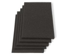 Sila grovfilter til luftrenser Sila 600A2, vaskbart, 5 stk.