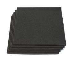 Sila grovfilter til luftrenser Sila 1000A2, vaskbart, 5 stk.