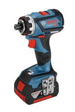 Bosch FlexiClick akkumaskine GSR18V-60FC, Solo 4Xbor
