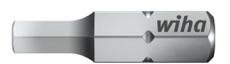 Wiha Professional bitsæt, 25 mm, sekskant SW4+5+6, 3 stk. i