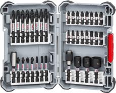 Bosch Impact slagbits og toppe, sæt med 36 dele