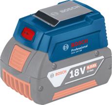 Bosch ladeaggregat GAA 18V-24 til USB