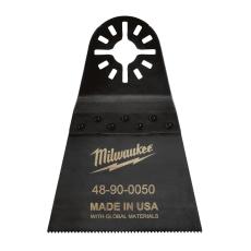 Milwaukee multitool Bi-metal klinge, 64 mm, træ/søm, 10 stk.