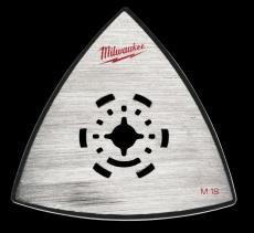 Milwaukee multitool slibebagskive, 93 x 93 mm