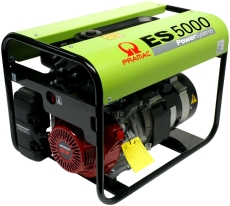 Generator ES5000 THHPI, HONDA GX270, 8,0 HK