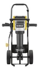 DEWALT nedbrydningshammer D25981K-QS, 30 kg, 230 V