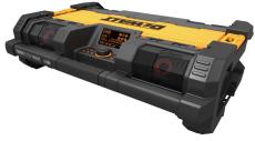 DEWALT 18V XR DAB-radio DWST1-75659-QW, Bluetooth og USB