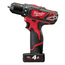 Milwaukee M12 bore-/skruemaskine BDD-402C