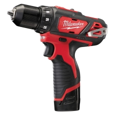 Milwaukee M12 bore-/skruemaskine BDD-202C