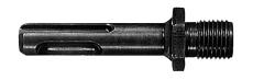 SDS-plus-værktøjsholder til borepatron