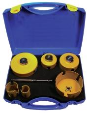 ProFit Multi Purpose HM hulsav, VVS-sæt, 7 dele, 35-125 mm