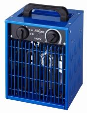 Varmeblæser, 2 kW/230 V