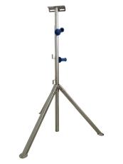 3-fods stativ til arbejdslamper, 1,2 til 2,5 m