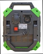 Bandit worklight LED-arbejdslampe, 30 W, med Bluetooth® højt