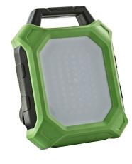 Bandit worklight akku-LED-arbejdslampe, 20 W, 1400 lumen