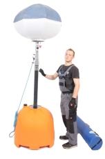 POWERMOON® LED-lystårn, 75000 lumen, 600 W