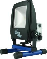 Accu-Line LED-akku-arbejdslampe med powerbank, 600 lumen, 10