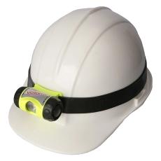 LED-hjelmlygte Atex VIZION I, med gummibånd