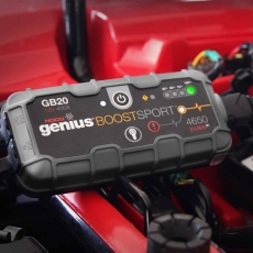 Noco Genius GB20 Boost - Jump start til 12V blybatterier