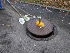 Probst magnet til dækselløfter SDH-LIGHT