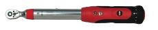 "Tecos momentnøgle, 1/4"", 5-25 Nm"