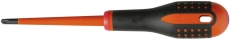 Bahco Slim-Blade skruetrækker, 1000 V, BE-8520SL, kombi 6,0/