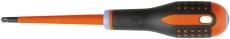 Bahco Slim-Blade skruetrækker, 1000 V, BE-8720SL, kombi 6,0/