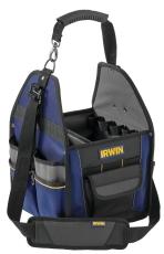 """Irwin PRO Electrician's Tote værktøjstaske T10M, """"åben"""", 250"""