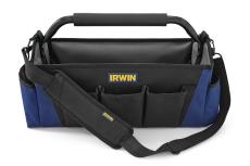 """Irwin Foundation Tool Tote værktøjstaske T180, """"åben"""", 18""""/4"""