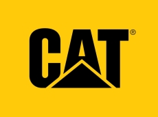 CAT® CATERPILLAR Crater trolley, 46 l, Tarp Power